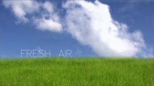 fresh air indoors