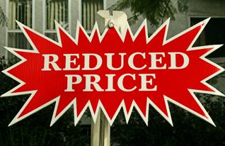 real estate lower price