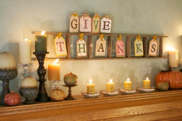 Modern Thanksgiving Real Estate